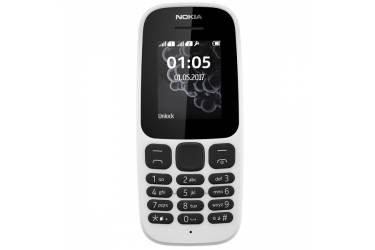 Мобильный телефон Nokia 105 DS White