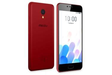 Смартфон Meizu M5с 16Gb (Red)