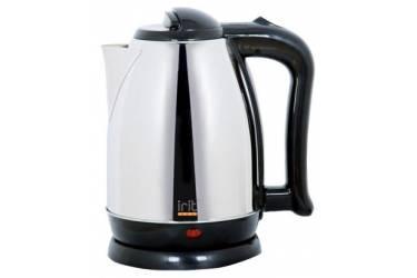 Чайник электрический Irit IR-1320  серебристый 1,8л 1500вт