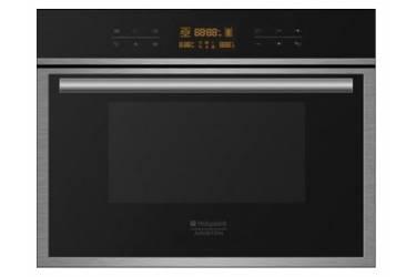 Микроволновая печь Hotpoint-Ariston MWK 434.1 Q/HA 44л. 900Вт черная (встраиваемая)