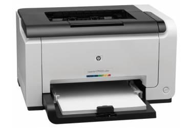 Принтер лазерный HP Color LaserJet Pro CP1025nw (CE918A) A4 WiFi