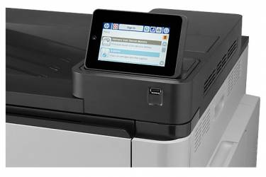 Принтер лазерный HP Color LaserJet Enterprise M651dn #B19 (CZ256A) A4 Duplex