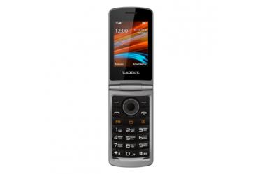 Мобильный телефон teXet TM-404 антрацит