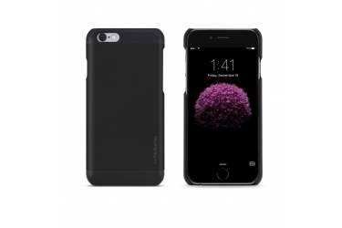 Металлическая накладка MOTOMO в блистере iPhone 6/6S Black