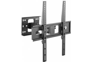Кронштейн с 3 степенями свободы Brateck KLA29-441 черный (max 400х400 25kg)