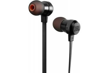 Наушники JBL T290 внутриканальные с микрофоном черные