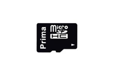 Карта памяти Prima MicroSDHC 16GB Class 10