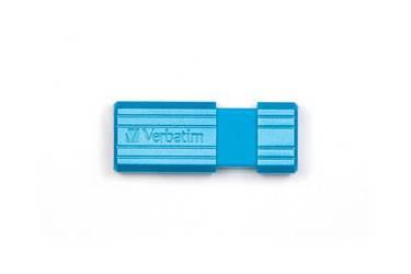 USB флэш-накопитель 16Gb Verbatim Pin Stripe синий USB2.0