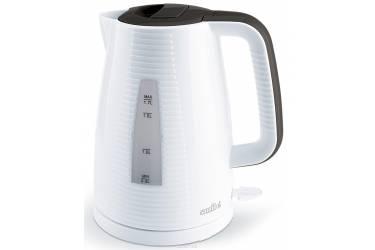 Чайник электрический SMILE WK 5303 бело-бежевый 1,7л 2000Вт