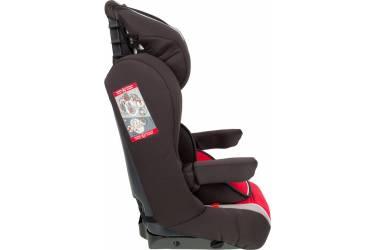 Автокресло детское Nania Imax SP LX (agora carmin) от 9 до 36 кг (1/2/3) красный/серый