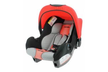 Автокресло детское Nania Beone SP FST (pop red) от 0 до 13 кг (0/0+) черный/красный