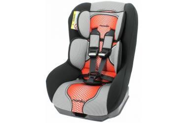 Автокресло детское Nania Driver FST (pop red) от 0 до 18 кг (0+/1) серый/красный