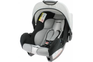 Автокресло детское Nania Beone SP FST (pop black) от 0 до 13 кг (0/0+) черный/серый
