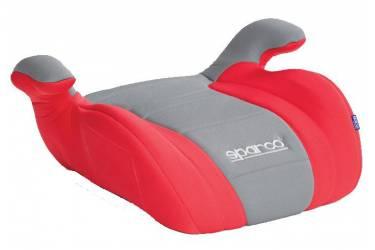 Бустер Sparco F 100 K от 15 до 36 кг (2/3) черный/красный