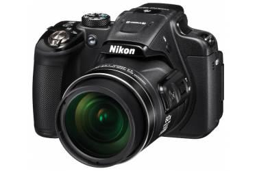 Цифровой фотоаппарат Nikon CoolPix P610 черный