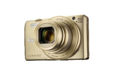 Цифровой фотоаппарат Nikon CoolPix S7000 черный