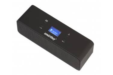Портативная беспроводная bluetooth акустика SmartBuy Muse черная