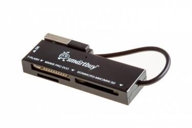Картридер Smartbuy черный (SB58-K)