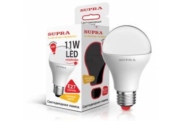 Лампа светодиодная SUPRA_PR_A60-11W/3000/E27 _стандарт _набор из 3-х ламп