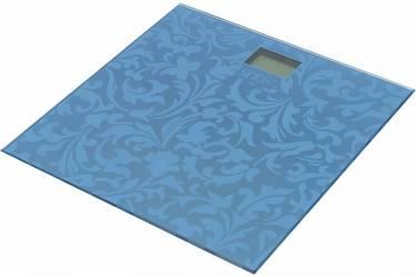 Весы напольные электронные Sinbo SBS 4430 макс.150кг синий