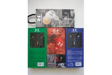 Наушники JBL LITE E13 внутриканальные с микрофоном, синие