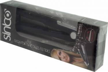 Выпрямитель Sinbo SHD 7016 35Вт серый (макс.темп.:200С)