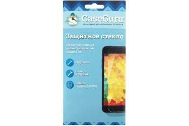 Защитное стекло 3D CaseGuru для Samsung SM-G935 Galaxy S7 Edge Silver 0,33мм