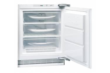 Встраиваемая морозильная камера Hotpoint-Ariston BFS 1222.1 white