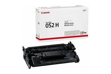 Картридж Canon 052Bk H для MF421dw/426dw/428x/429x, LBP 212dw/214dw/215x. Чёрный. 9200 стр
