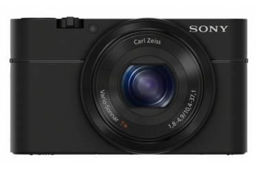 "Фотоаппарат Sony Cyber-shot DSC-RX100 II черный 20.2Mpix Zoom3.6x 3"" 1080p MS Pro/SDXC CMOS Exmor R IS opt turLCD 10fr/s RAW 50fr/s HDMI/WiFi/NP-BX1"