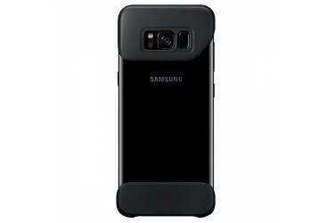 Оригинальный чехол (флип-кейс) для Samsung Galaxy S8 2Piece Cover черный (EF-MG950CBEGRU)