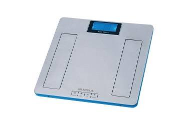 Весы напольные электронные Supra BSS-6400 черн