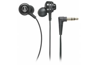 Наушники Audio-Technica ATH-COR150 ВK внутриканальные черные
