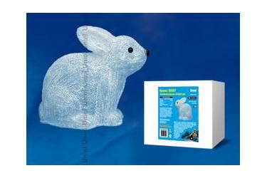 Фигура светодиодная «Кролик» ULD-M2724-032/STA WHITE IP20 RABBIT