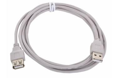 Кабель Gembird/Cablexpert удлинитель USB 2.0 AM/AF 1.8м пакет