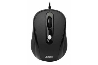 Компьютерная мышь A4-Tech N-250X-1 USB black