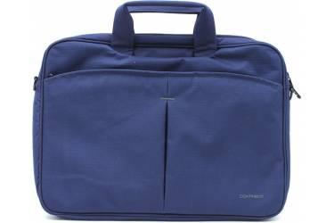"""Сумка для ноутбука Continent """"15.6"""" CC-012 Blue"""