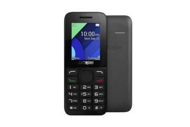 Мобильный телефон Alcatel 1054D Russia Charcoal Grey