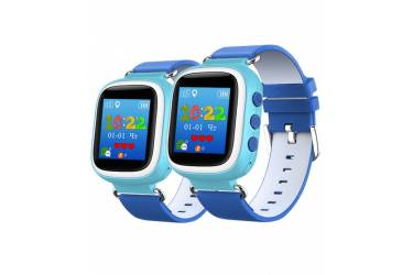 Умные часы Smart Baby Watch Q60s Blue