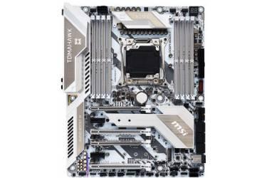 Материнская плата MSI X299 TOMAHAWK ARCTIC Soc-2066 Intel X299 8xDDR4 ATX AC`97 8ch(7.1) GbLAN RAID