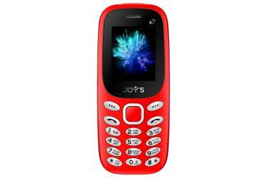 Мобильный телефон Joys S7 красный