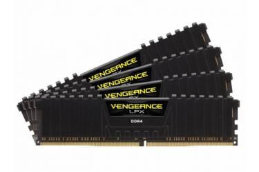 Память DDR4 4x16Gb 2133MHz Corsair CMK64GX4M4A2133C13 RTL PC4-17000 CL13 DIMM 288-pin 1.2В