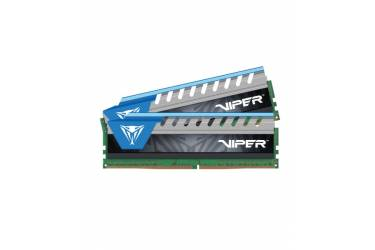 Память DDR4 8Gb 2666MHz Patriot PVE48G266C6KBL RTL PC4-21300 CL16 DIMM 288-pin 1.2В