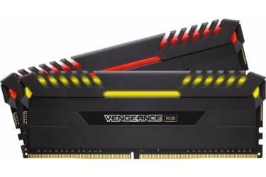 Память DDR4 2x8Gb 2666MHz Corsair CMR16GX4M2A2666C16 RTL PC4-21300 CL16 DIMM 288-pin 1.2В kit