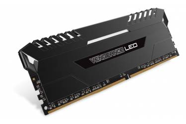 Память DDR4 2x8Gb 2666MHz Corsair CMU16GX4M2A2666C16 RTL PC4-21300 CL16 DIMM 288-pin 1.2В Intel