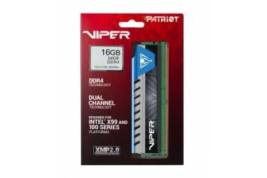 Память DDR4 2x8Gb 2666MHz Patriot PVE416G266C6KBL RTL PC4-21300 CL16 DIMM 288-pin 1.2В