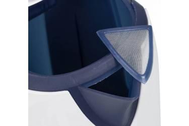 Чайник электрический Sinbo SK 7323 1.7л. 2200Вт белый/синий (корпус: пластик)
