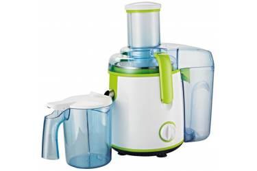 Соковыжималка центробежная Gorenje JC800G 800Вт рез.сок.:1000мл. белый/зеленый