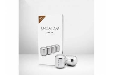 Охлаждающие камни для виски Xiaomi Circle Joy Stainless Steel Ice Cubes (CJ-BK01)