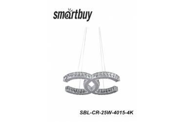 Светодиодная люстра (LED) SmartbuyCrystal4015-25W/4K (SBL-CR-25W-4015-4K)